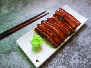 济南把子肉,一口饭一口肉的搭配就恰好把米香肉香统统带出来