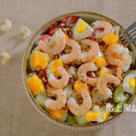 西葫芦配新鲜大虾,其他吃法都是浪费食材!