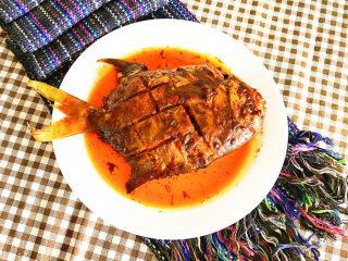 美味金昌鱼   酱香金鲳鱼