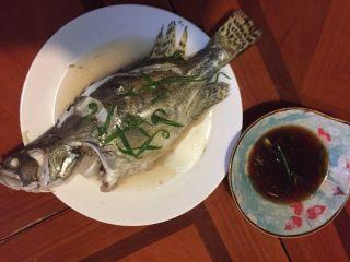 营养餐之清蒸桂鱼