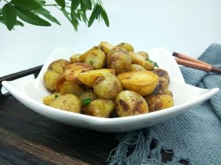 香辣土豆,起锅了,满满一大碗
