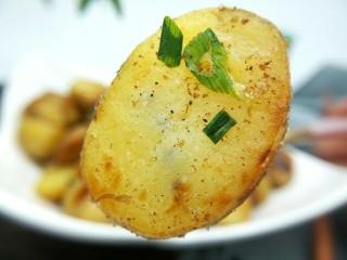 香辣土豆,赞一个!