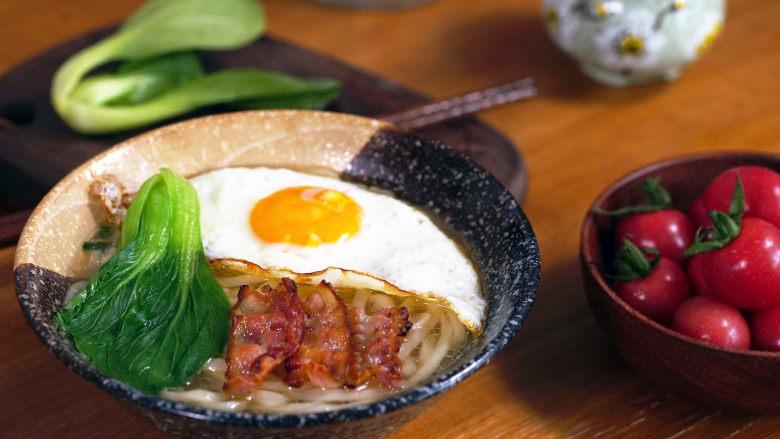 清晨热汤面,唤醒一整天的美味早餐!