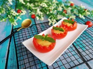 了不起的小番茄+番茄鸡蛋羹