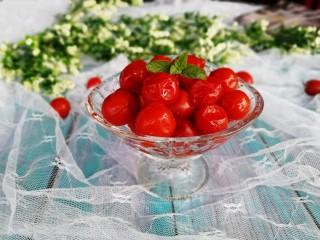 了不起的小番茄+蜜渍小番茄