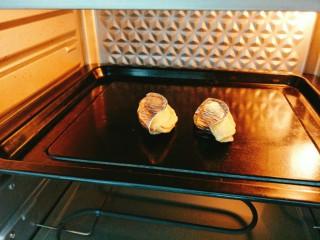 芒果酥,烤箱预热190度烤20分钟