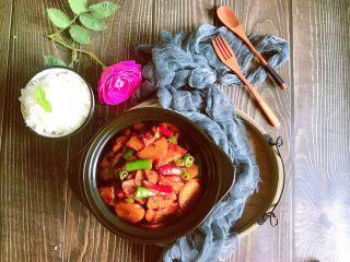 干锅土豆片,这么好吃的土豆片,必须吃两碗米饭。