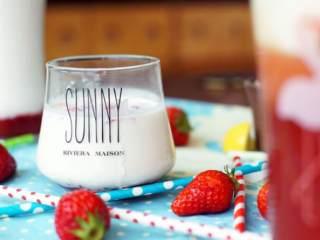 少女心草莓酱,用满满一杯的酸甜清凉治愈初夏!