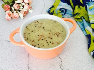 三色藜麦小米粥