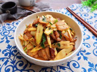 藿香竹笋小炒肉