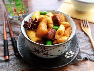 芸豆竹笋红烧肉