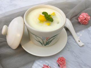 芒果奶冻,美味就完成啦! 大家喜欢我的菜谱记得点赞和收藏哦! 欢迎评论留下您的宝贵意见! 谢谢啦!