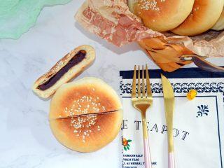 红豆包,成品图