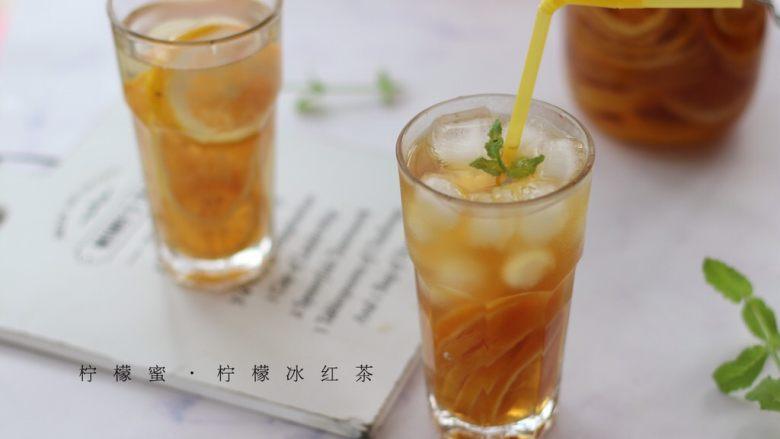柠檬蜜&柠檬冰红茶