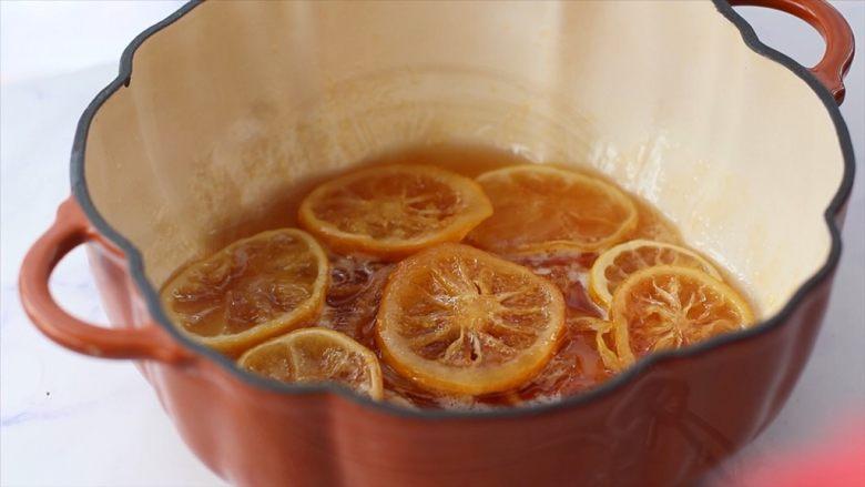 柠檬蜜&柠檬冰红茶,离火,等待冷却