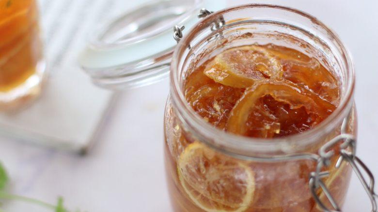 柠檬蜜&柠檬冰红茶,成品