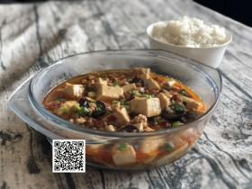 海参滑豆腐