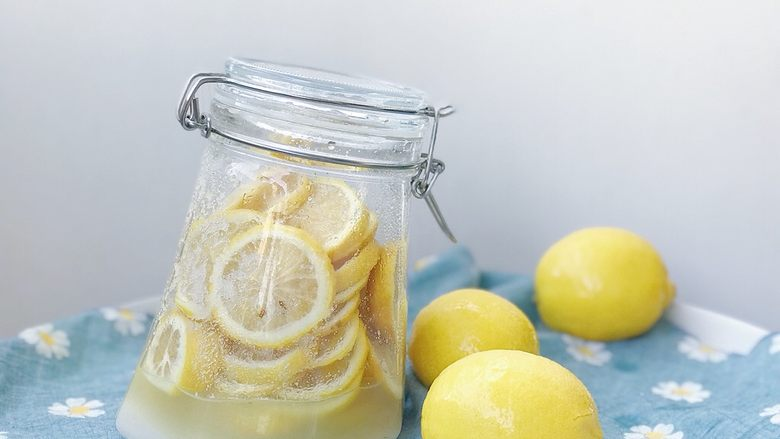盐渍柠檬之柠檬汽水