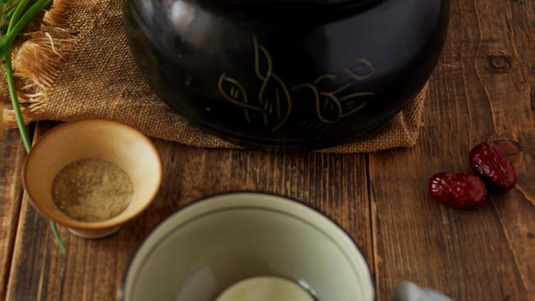 暖胃轻酸萝卜老鸭汤,一份酸甜可口微辣的酸萝卜老鸭汤就好了。