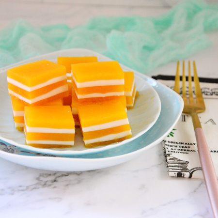 芒果千层糕
