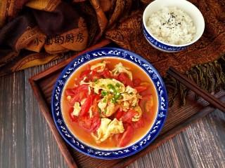最简单的家常菜做法~番茄炒蛋