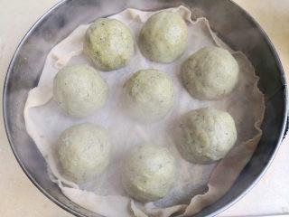 蒲公英窝窝头,开锅后10分钟就可以出锅啦。