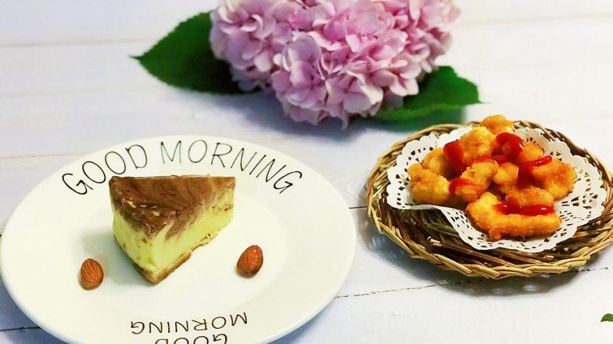 浅湘食光&摩卡芝士蛋糕
