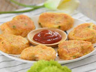 迷你土豆饼—又香又糯的小点心,加个餐很不错哦