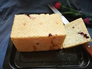 方形酸奶土司,可以切片来吃