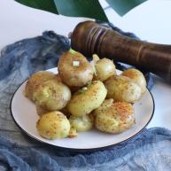 香煎小土豆 囿于厨房美食