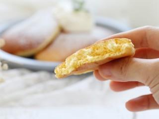 舒芙蕾松饼,吃起来就跟蛋糕一个样,美味极了!