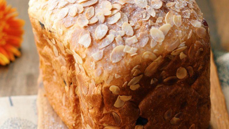 面包机版咕咕霍夫面包,成品