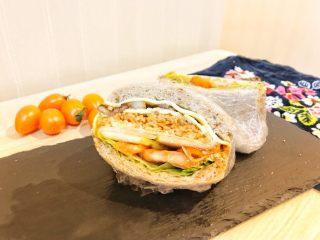 饭团✖️三明治,高颜值也超美味的早餐