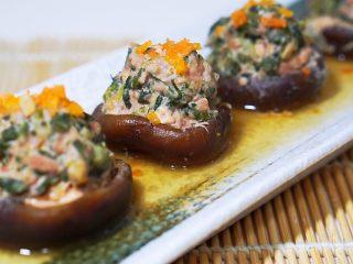 蒸菜篇:电饭锅版香菇盏,一口一个,刚刚好😊
