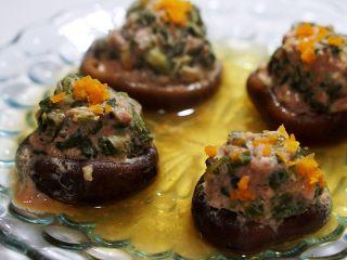 蒸菜篇:电饭锅版香菇盏,出锅