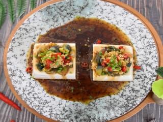 皮蛋豆腐—简单却不平凡的凉菜,就是它