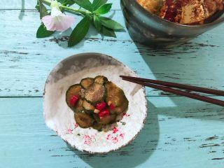 夏日开胃小菜-自制酸辣腌黄瓜