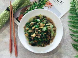 素三鲜(香菇笋干毛毛菜)