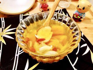 甜甜蜜蜜,幸福美满➕南瓜枸杞百合甜汤