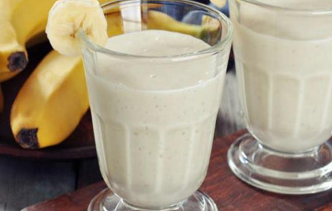 香蕉奶昔-gourmetmaxx西式破壁料理机版