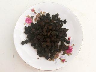 下饭小菜  豆豉什锦虾仁,豆豉