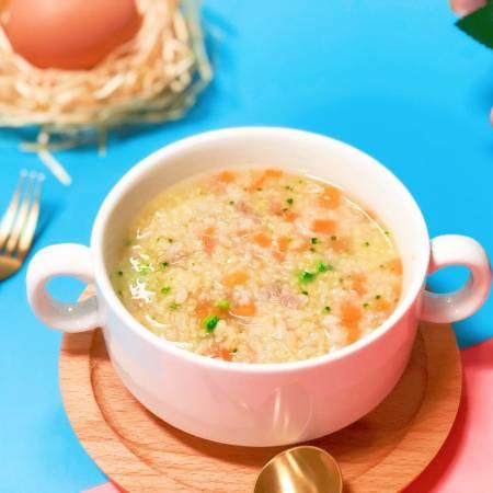 【宝宝辅食】杂蔬牛肉粥