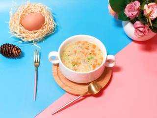 【宝宝辅食】杂蔬牛肉粥,杂蔬牛肉粥 get ✔,满足宝宝的胃,美翻你的心~