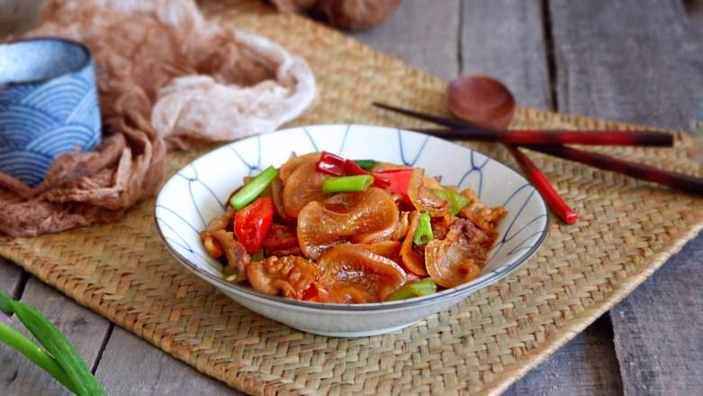 干锅水萝卜
