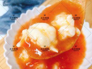 番茄虾仁,是不是很有食欲