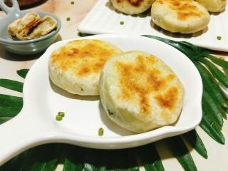 绿豆饼,成品