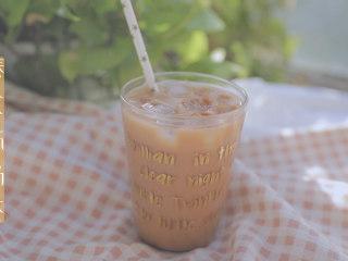泰式料理的3+1种有爱做法「厨娘物语」,泰式冻奶茶就做好啦,开吃吧
