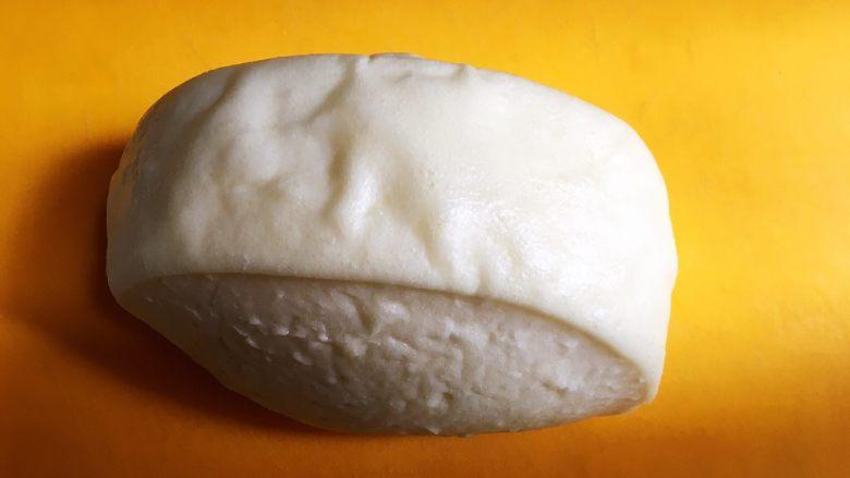 中国式芝士火腿三明治,准备一个馒头…虽然看上去没有那么高大上