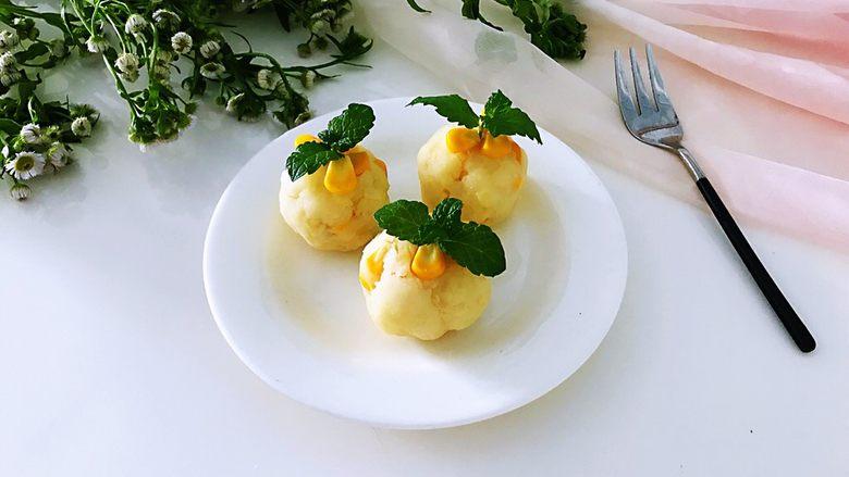 玉米粒土豆泥,惊艳味蕾的做法