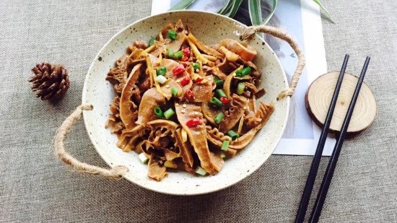超级下饭菜+笋干焖五花肉